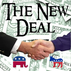 New Deal – Definición de New Deal, Concepto de New Deal, Significado de New Deal
