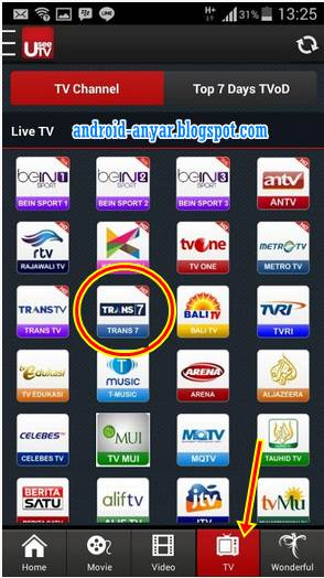 Cara Nonton MotoGP Live Streaming Android 2016 dengan UseeTV Apk