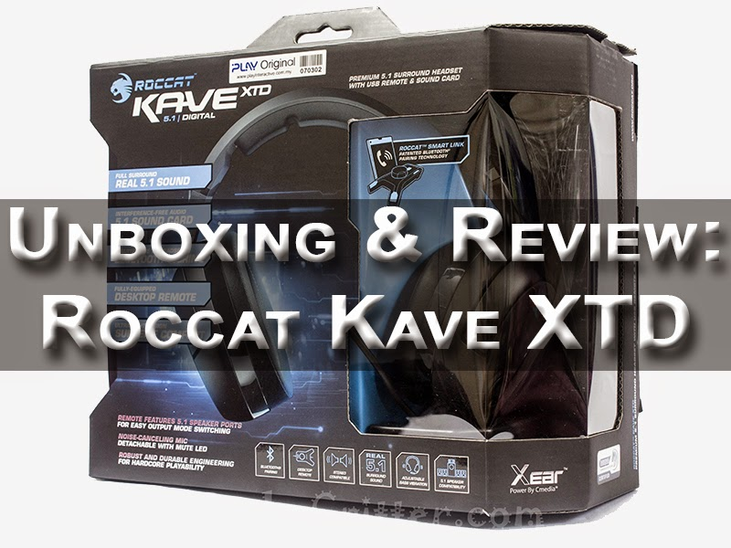 Unboxing & Review: Roccat Kave XTD 5.1 Digital Surround Sound Headset 53