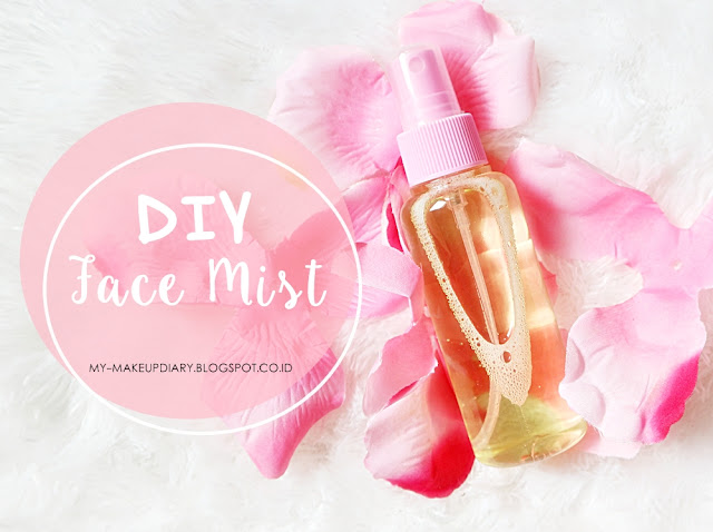 [DIY] Face Mist / Setting Spray Murah Meriah :D