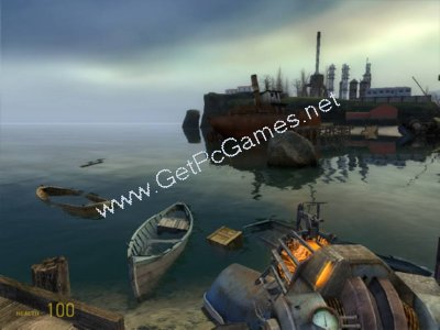Half Life 2: Lost Coast - Full Version Game Free Download for PC