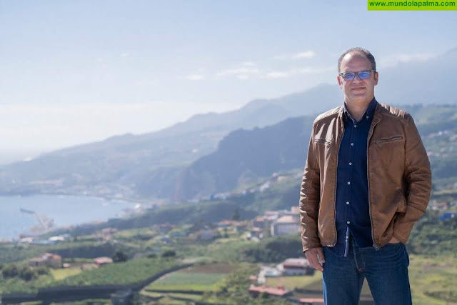 Tony Acosta apuesta por soluciones definitivas para Santa Cruz de La Palma alejadas de electoralismos