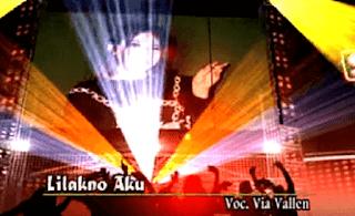 Lirik Lagu Lilakno Aku - Via Vallen