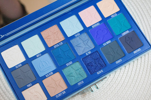 Jeffree star cosmetics Blue blood
