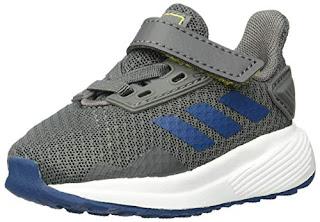 83b31042de #shoes #adidas adidas Baby Duramo 9 I, Grey/Legend Marine/Shock Yellow 9K M  US Toddler 2019