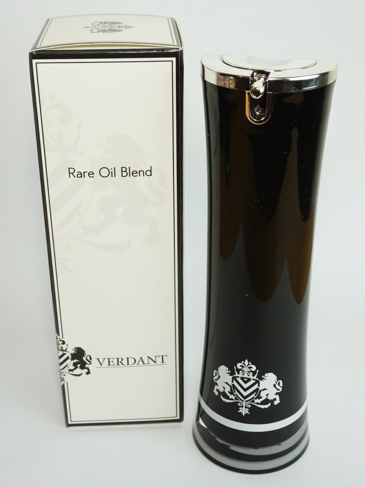 Vestige Verdant - Rare Oil Blend Gesichtsöl Pretty Clover Beauty Blog
