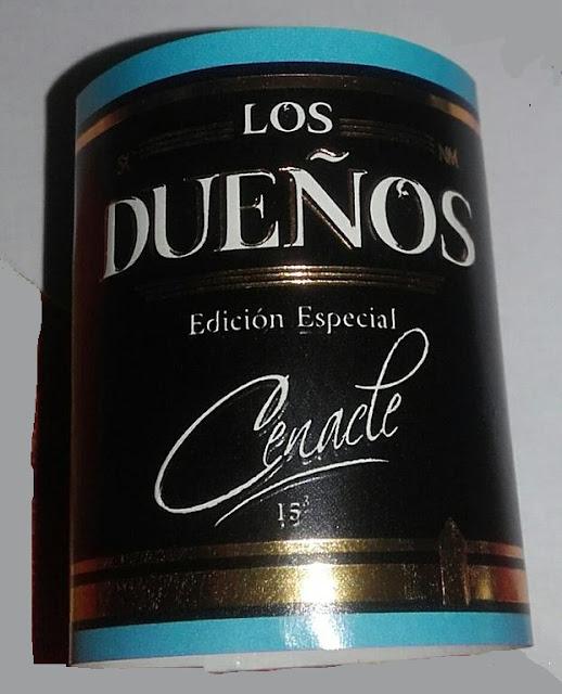 LOS DUEÑOS DEDICION ESPECIAL CENACLE CAPE MADURO