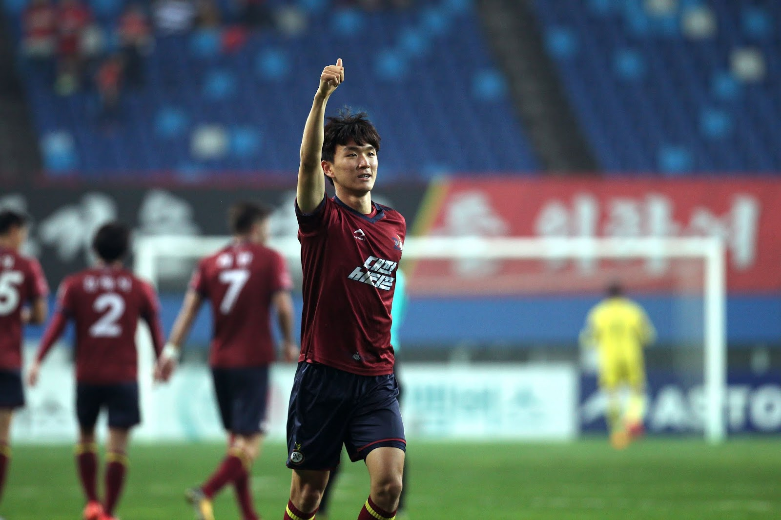 Hwang Inbeom returns to Daejeon K League 2 Military Service