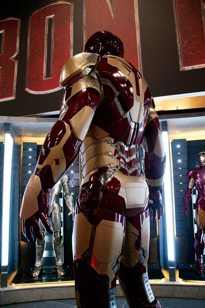 James Rhodey Rhodes Become Iron Man