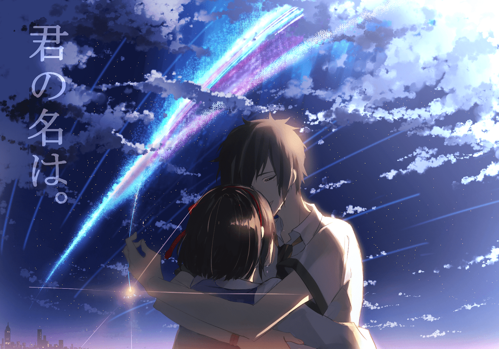 AowVN%2B%252828%2529 - [ Hình Nền ] Anime Your Name. - Kimi no Nawa full HD cực đẹp | Anime Wallpaper