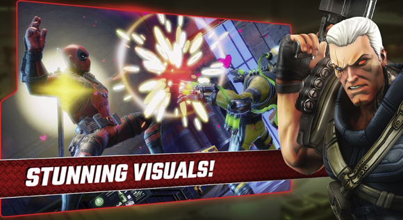 Download Marvel Strike Force Mod Apk v3.0.1 Free Skills Android Terbaru 2019