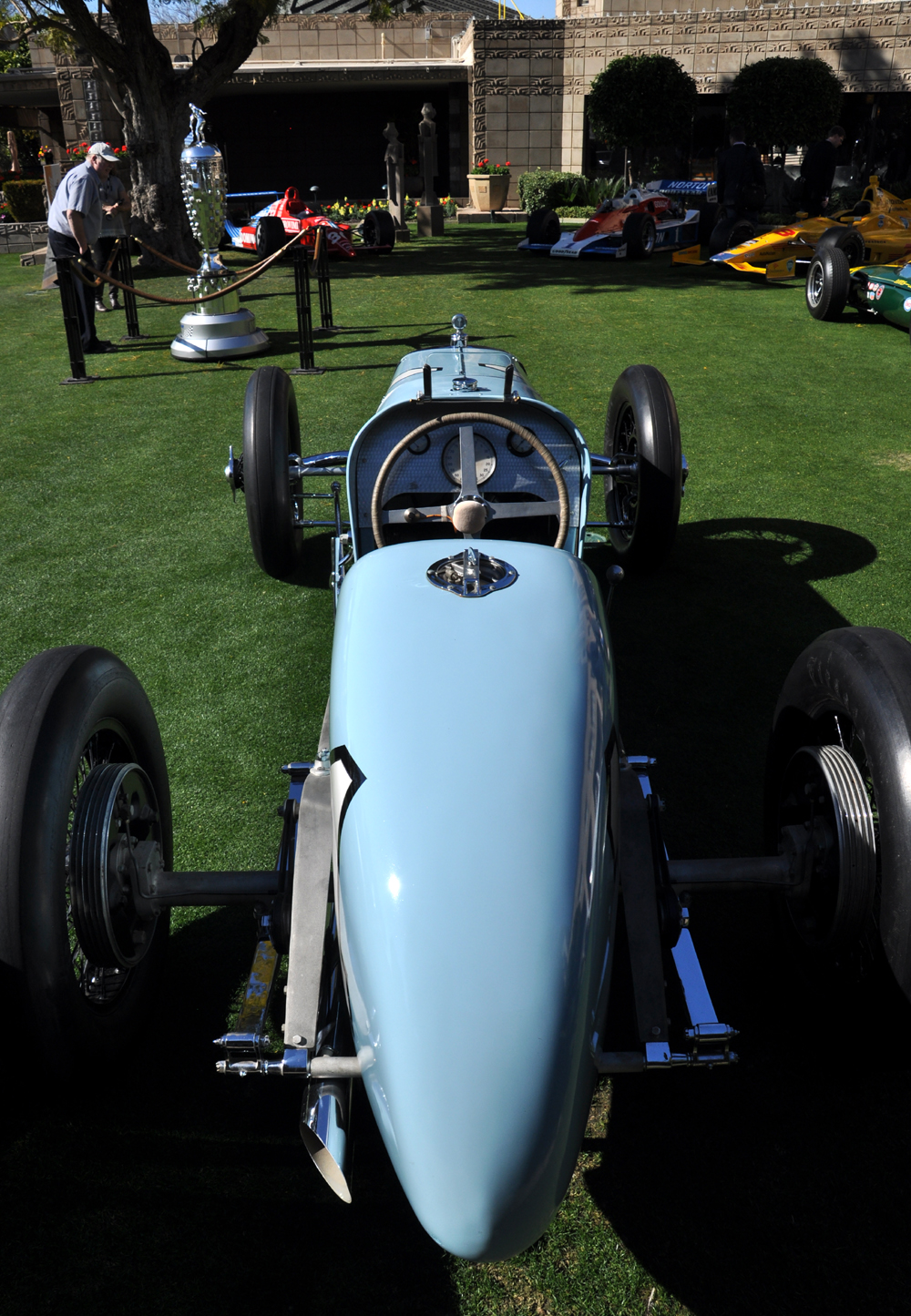 Just A Car Guy: I just love old race cars, a 1925 Miller ...