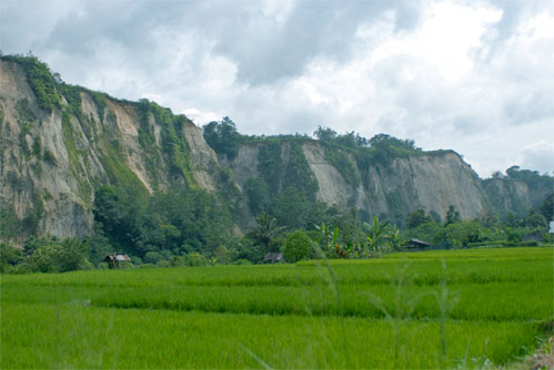Ngarai Sianok Sumatera Barat