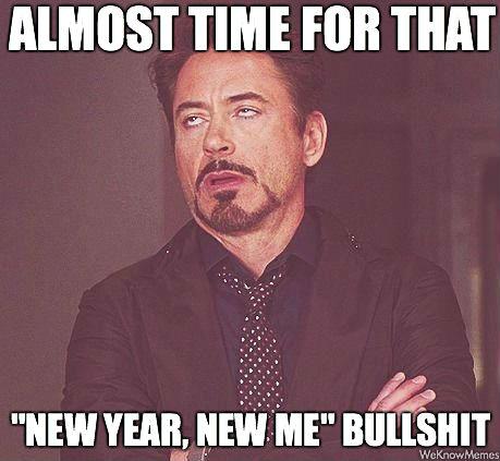 Happy New Year 2018 Funny Meme