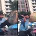 WATCH: Isang Pulis sinapak ang isang motorista sa gitna na Daan!