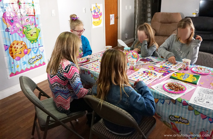 Throw an Amazing Shopkins Birthday Party on a Budget!
