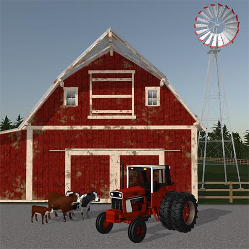 تحميل لعبة Farming USA 2 v1.61 المدفوعة مهكرة وكاملة للاندرويد نقود لا نهاية اخر اصدار