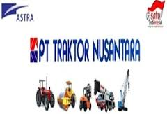Lowongan Kerja PT. Traktor Nusantara Lulusan S1