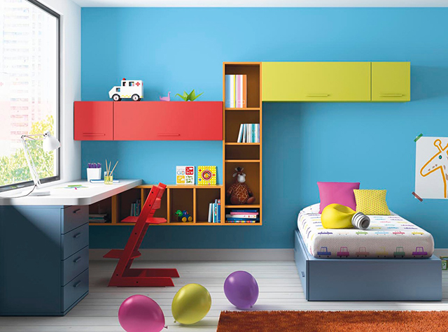 Ideas For Children's Bedrooms 4