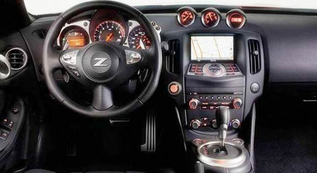 2018 Nissan Z35 Redesign