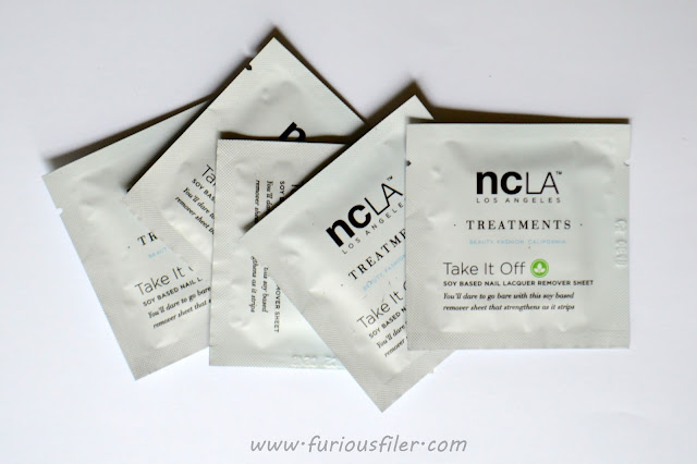 ncla soy alternative nail remover sheets furious filer