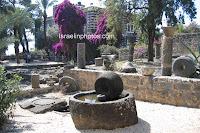 Israel, Reisgids, Capernaum, Kfar Nahum