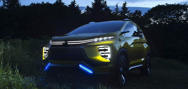 Mitsubishi XM Concept Penantang Toyota Avanza Hadir Di GIIAS 2016