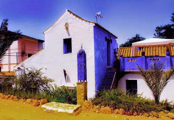 Alquiler casa arabe sevilla