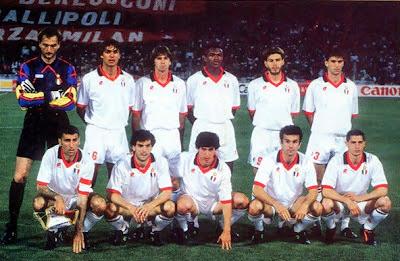 Milan Campeão Invicto da Liga dos Campeões da UEFA (1993-1994)