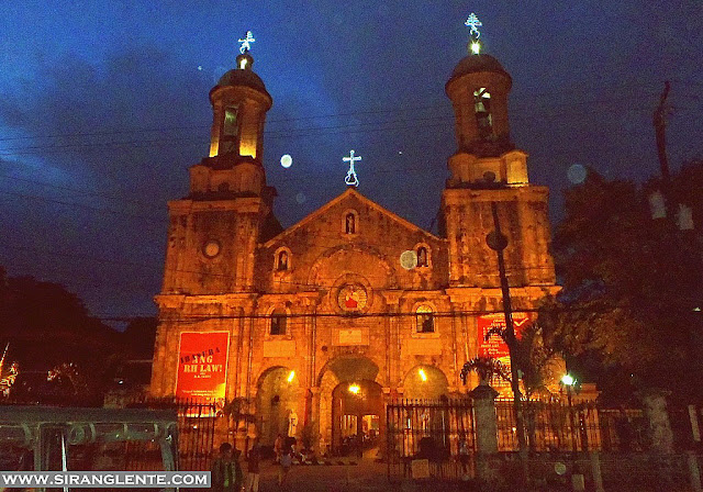 Tourist spots in Bacolod City