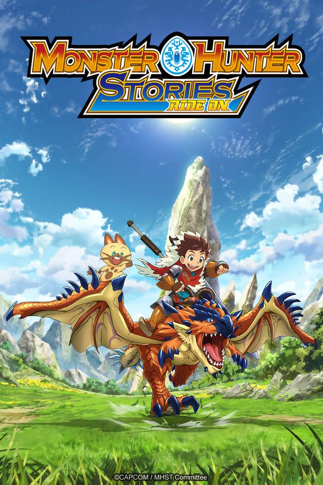 Phiêu Lưu Của Rider - Monster Hunter Stories: Ride On (2021)