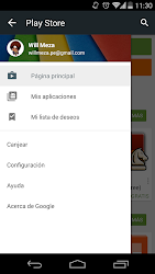 GOOGLE PLAY STORE 5.0 MATERIAL DESIGN