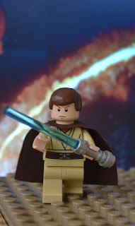 padawan obi-wan kenobi lego lightsaber