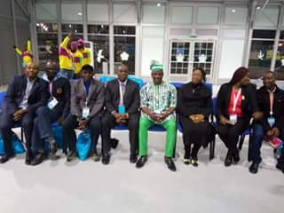 Youth Minister Meets Corps Members In Russia