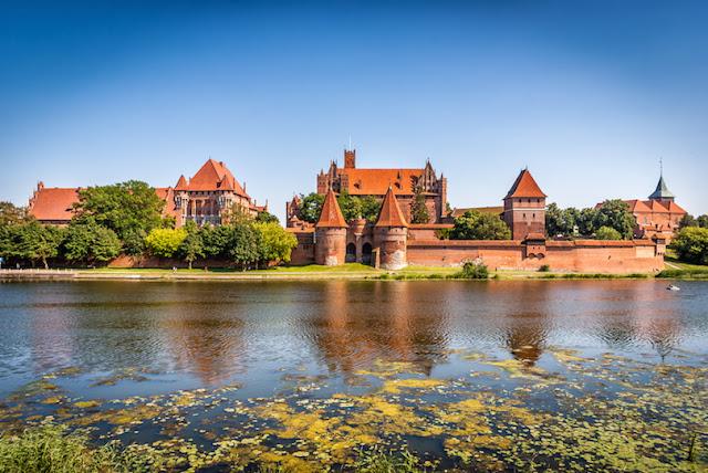 Malbork Castle,Poland