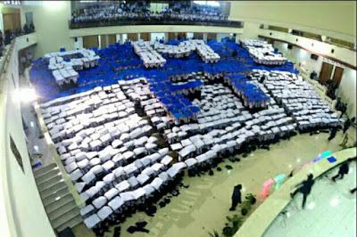 Mozaik ODM FT Undip 2016