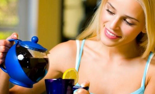 Cara Minum Teh Hijau Agar Pangkas Lemak Lebih Banyak