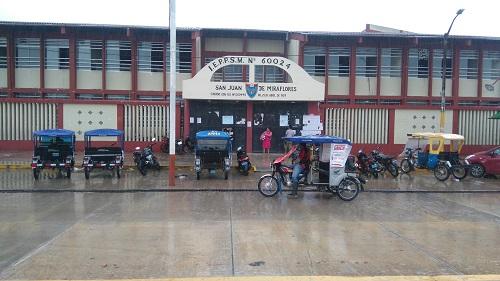 Escuela 60024 SAN JUAN DE MIRAFLORES - San Juan