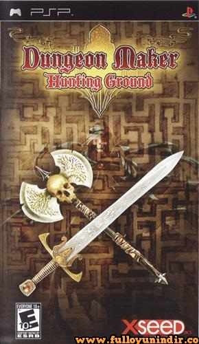 Dungeon Maker: Hunting Ground PSP