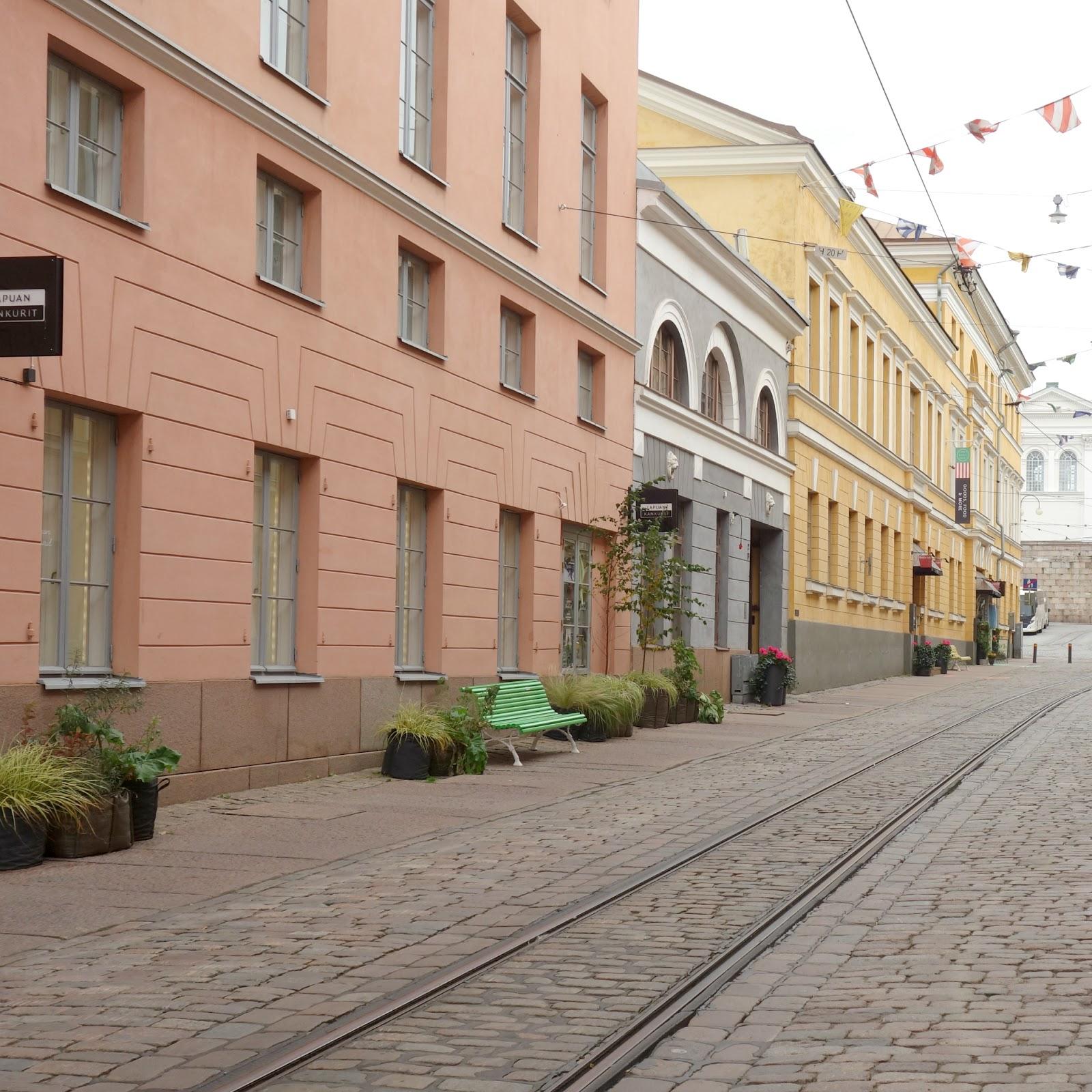 ZUBI'S CORNER: Syksyinen viikonloppu Helsingissä
