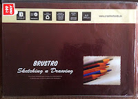 Brustro drawing and sketching pad, Acid free paper