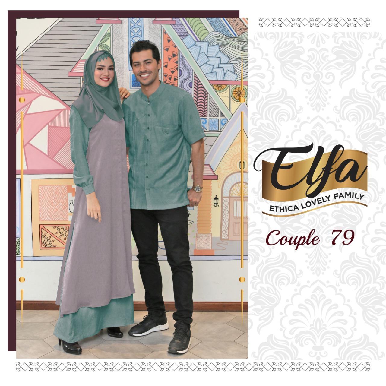 Gamis Ethica Couple Terbaru 2019 Nusagates