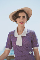 The Last Tycoon Series Lily Collins Image 1 (7)