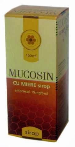 contraindicatii sirop mucosin cu miere zentiva
