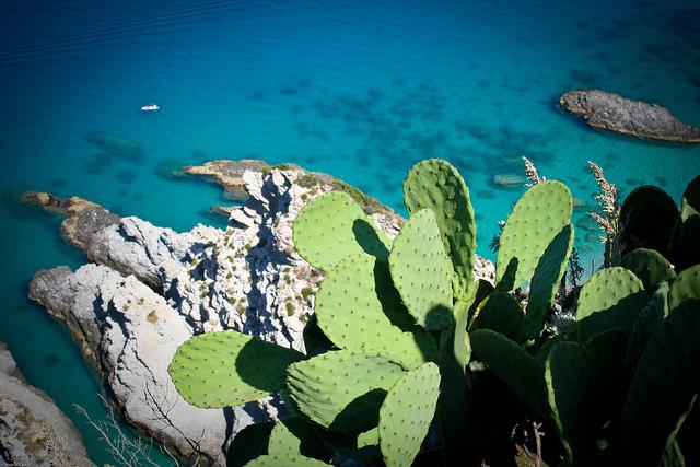 Capo Vaticano spiaggia Calabria