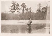 Donald Olsen fishing