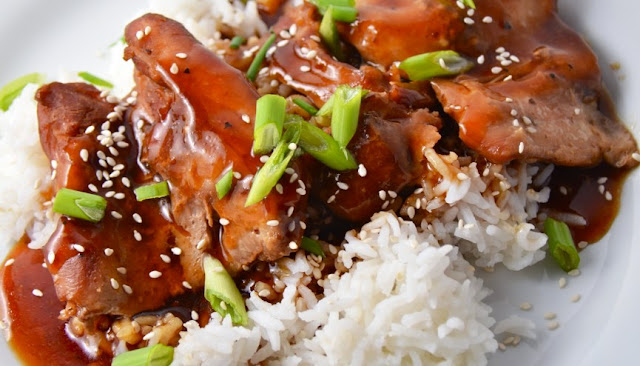 teriyaki pork recipe