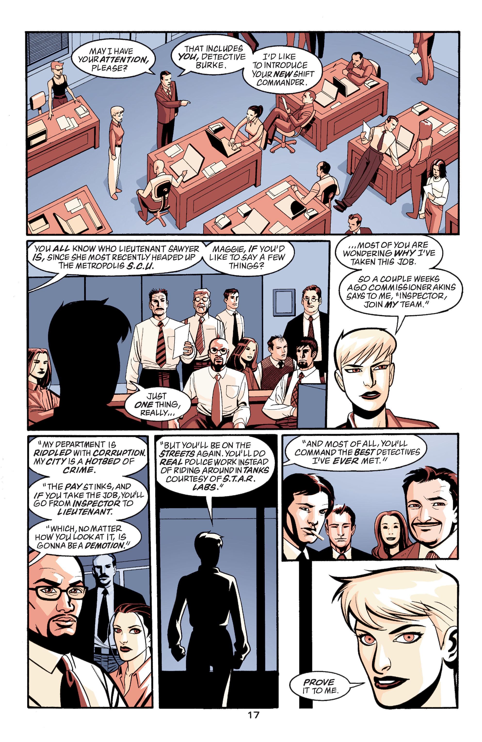 Detective Comics (1937) 764 Page 17