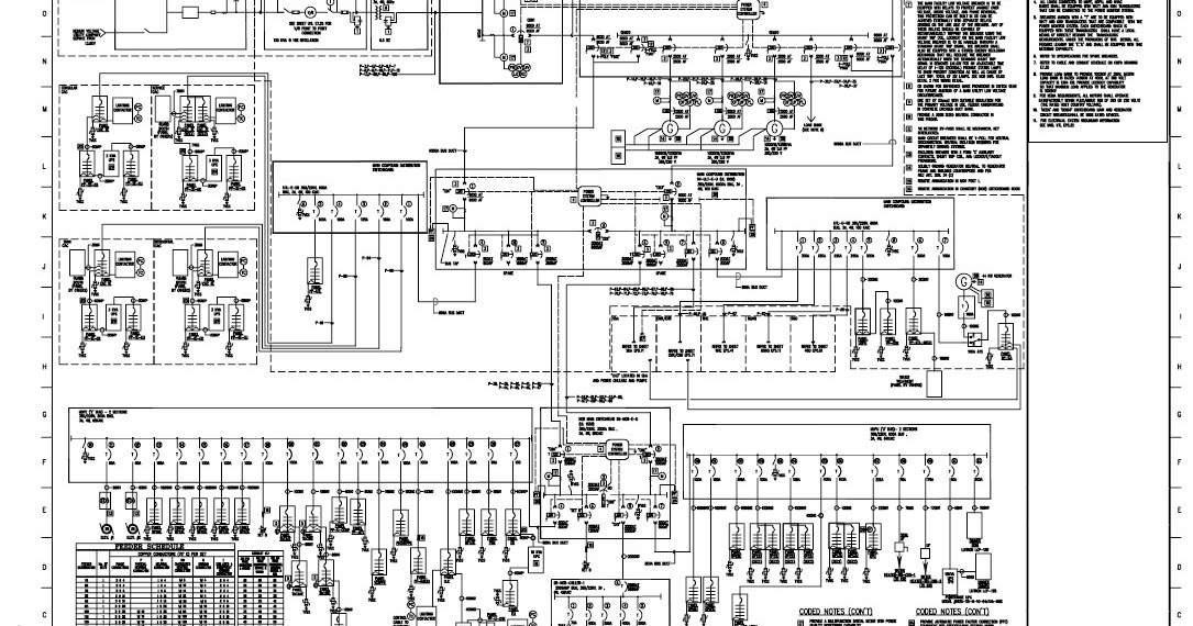 hvac electrical diagrams