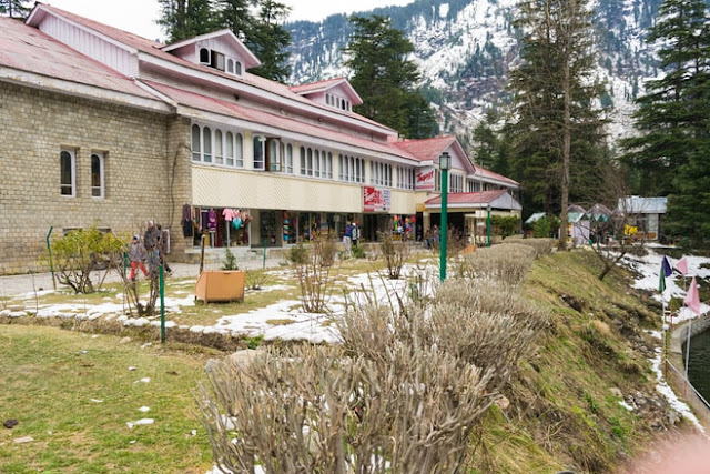Manali Club House is under the Himachal Pradesh1